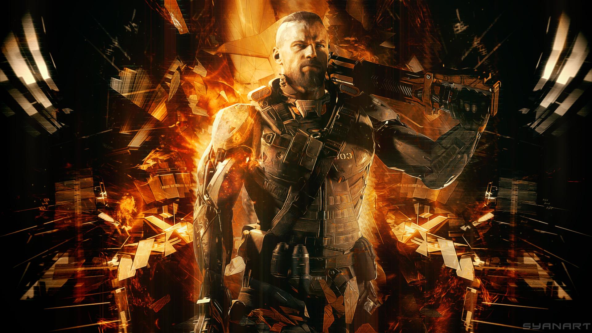Duty Black Ops 3 Full HD Wallpaper