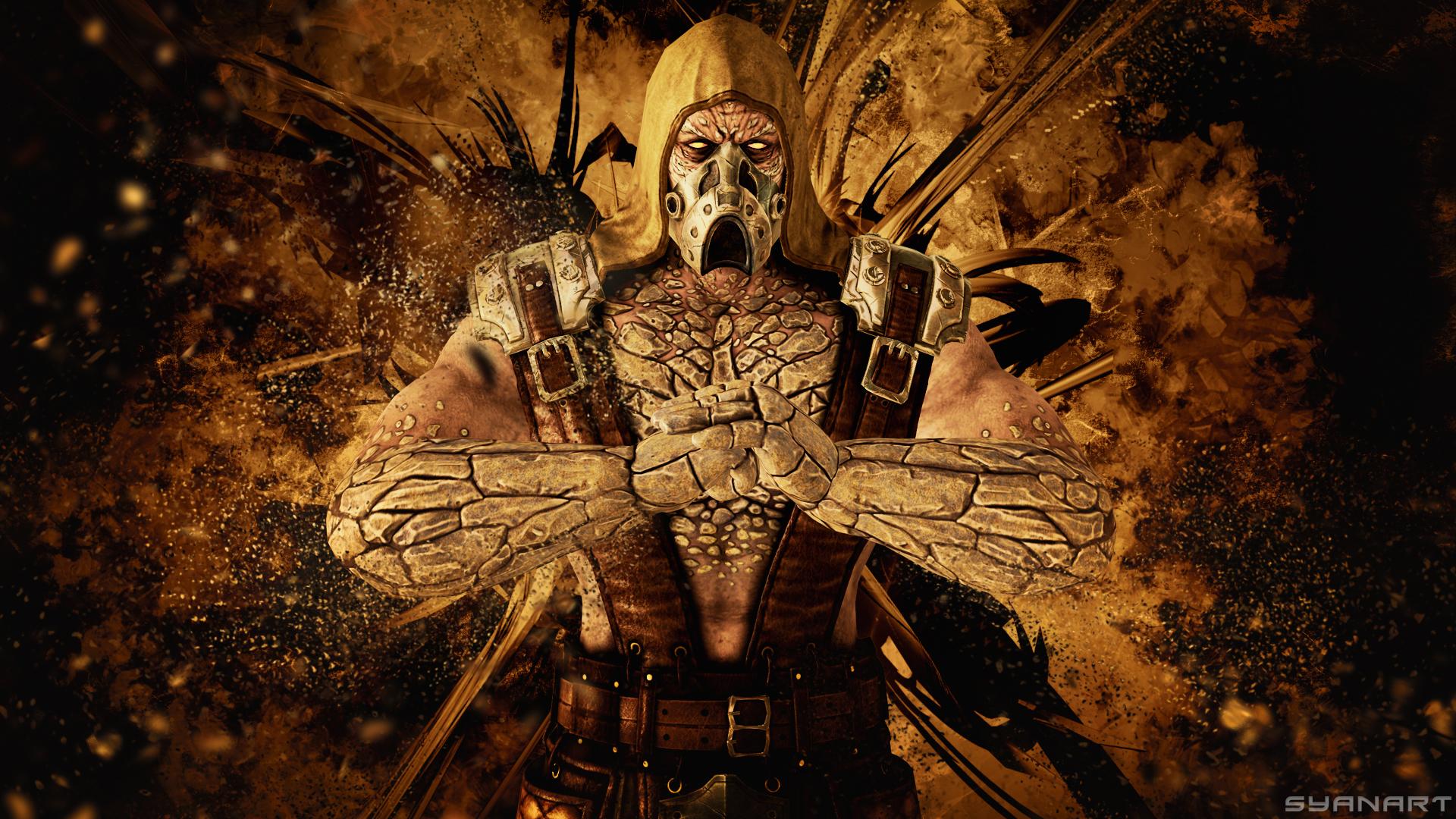 Mortal Kombat Tremor wallpaper