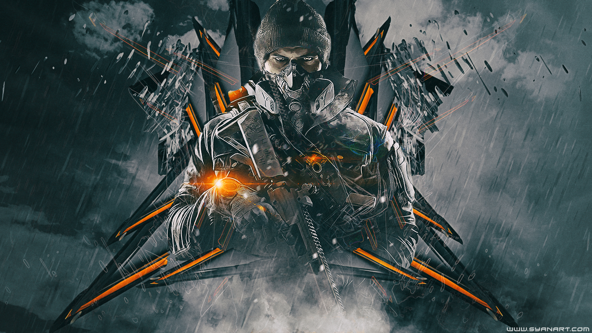 The Division – Ultimate Wallpaper | SyanArt Exclusive