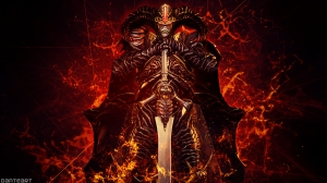 Devil May Cry 4 Sparda Wallpaper