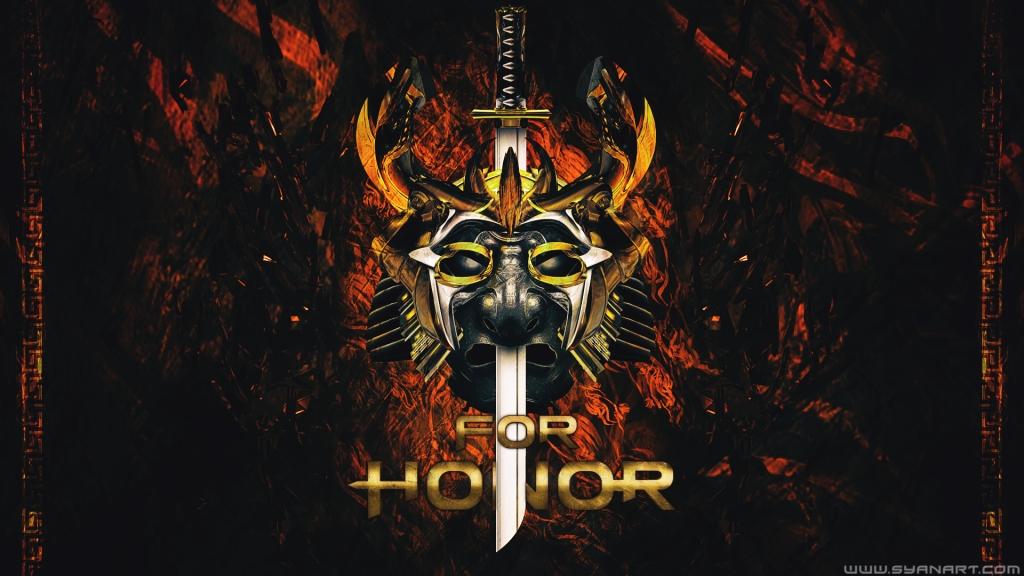 For Honor – Samurai FullHD Wallpaper
