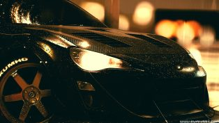 Need For Speed 2016 5K Wallpaper 1