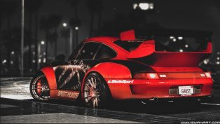 Need For Speed 2016 5K Wallpaper 4