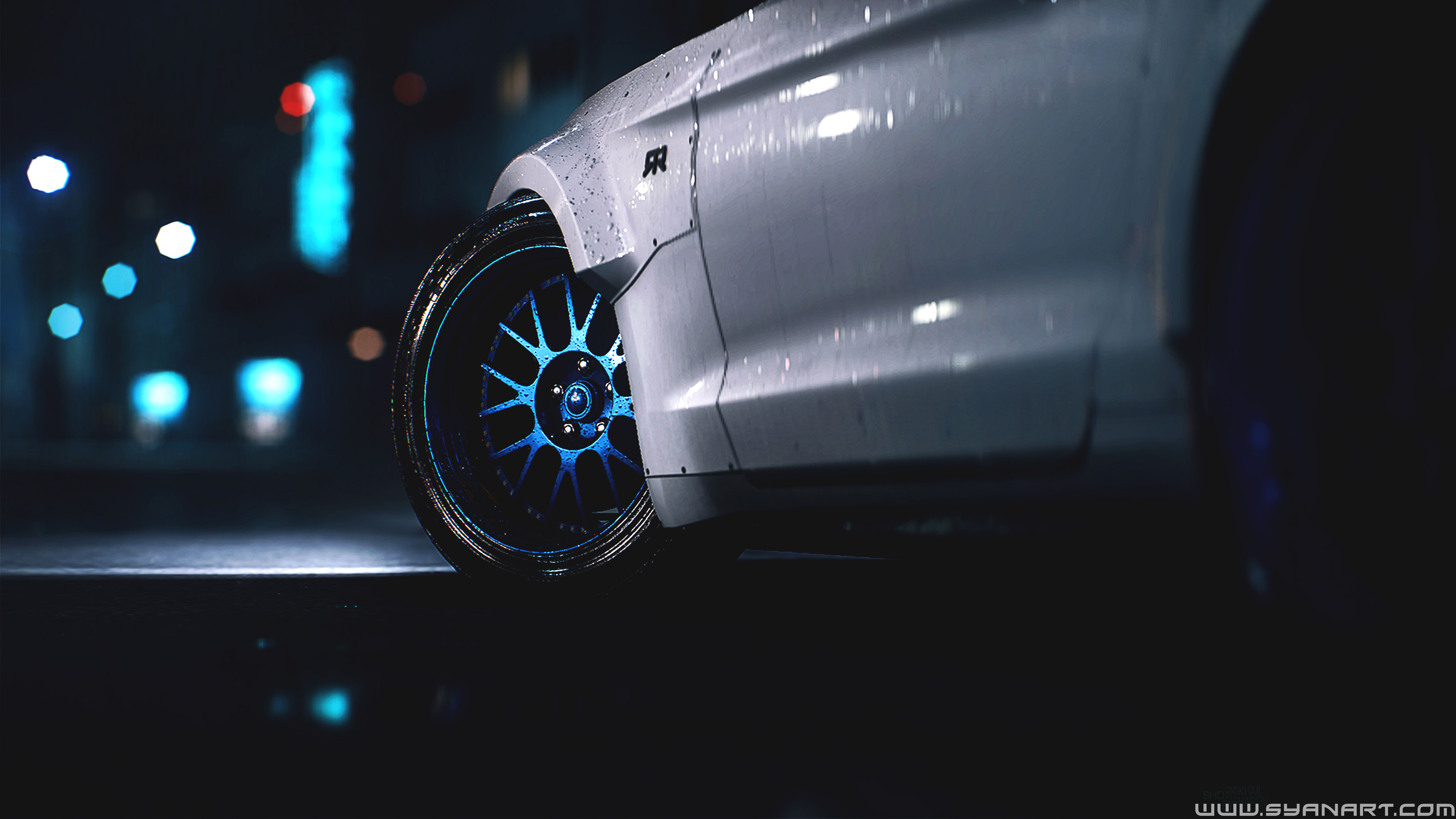 Need For Speed 2016 5k Free Download Background Syanart Station