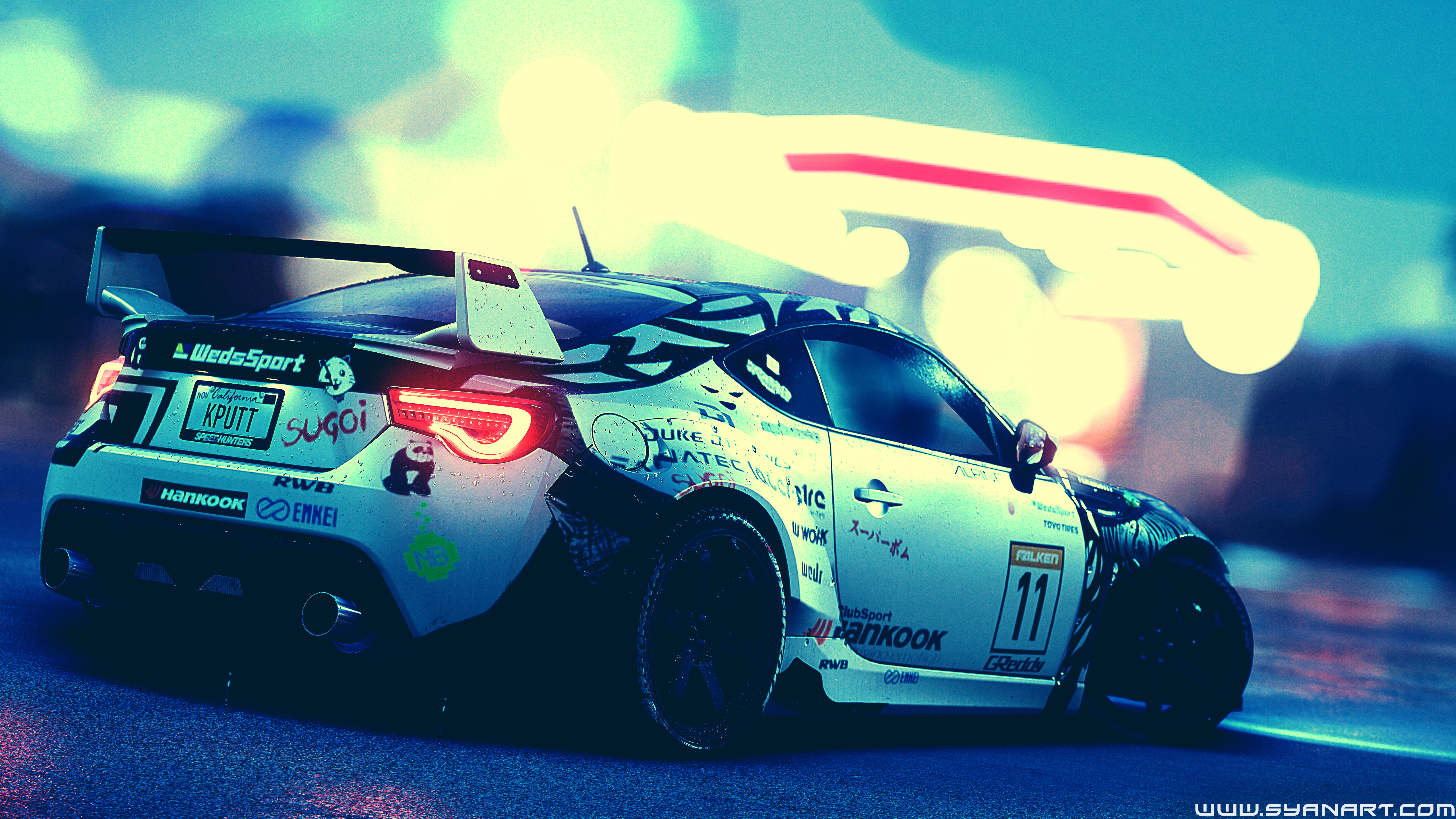 need for speed 2016 awesome 5k wallpaper | syanart exclusive gaming