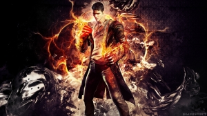 DmC Devil May Cry Eryx Wallpaper
