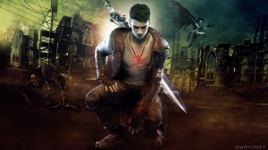 DmC Devil May Cry – Demon's Scum Wallpaper