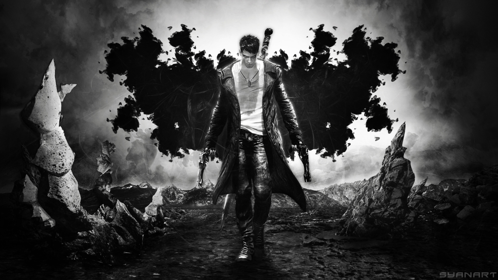 DmC Devil May Cry From Limbo with Love