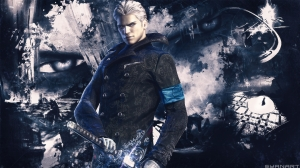 DmC Devil May Cry Vergil Abstract Wallpaper