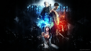 DmC Devil May Cry The Order Wallpaper