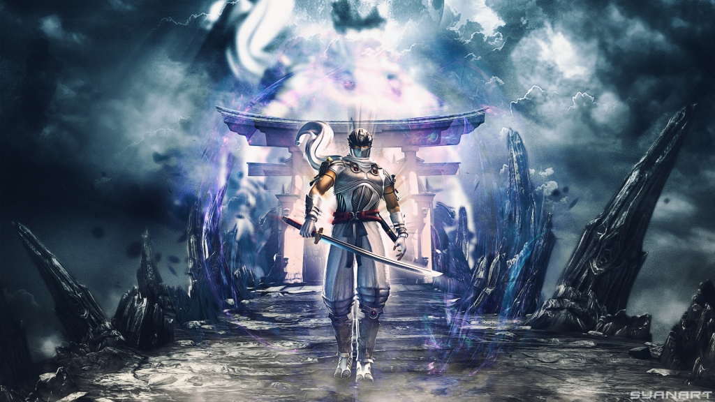 Ninja Gaiden sigma 2 – Hayabusa God Like Wallpaper