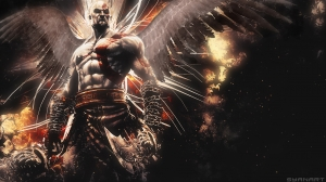 God of War Kratos Wallpaper