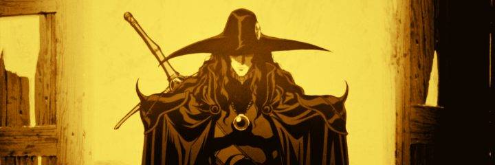 10 – Dhampir (Vampire Hunter D)