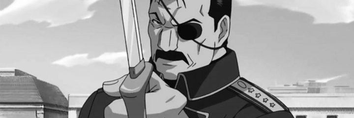 9 – King bradley (Fullmetal Alchemist)