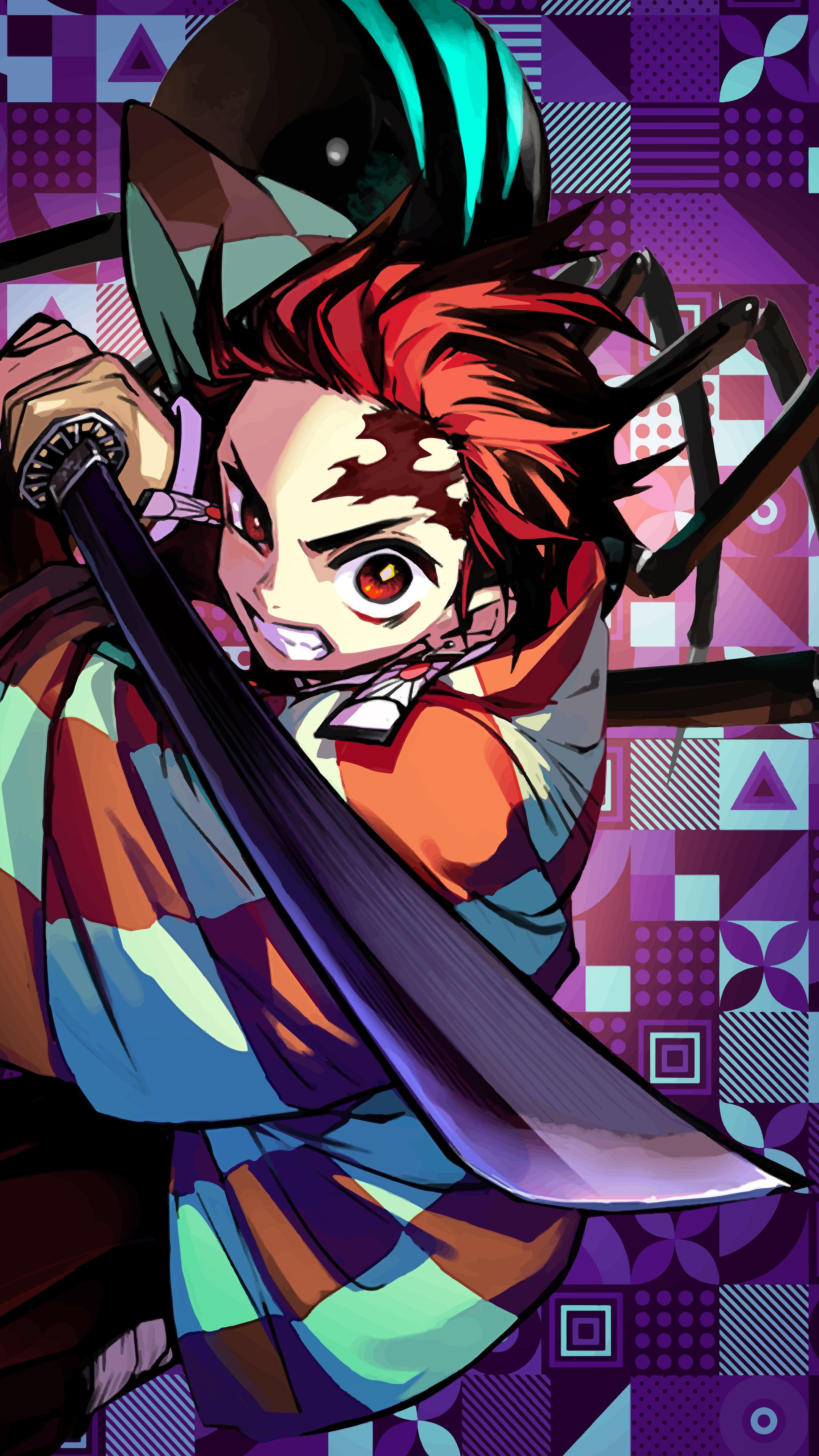 30 Anime Wallpaper 4k Vertical