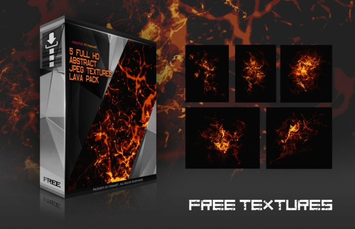 Lava Texture Stock free download