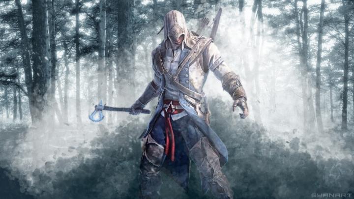 Assassin's Creed 3 Connor Wallpaper