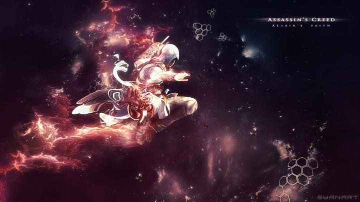Assassin's Creed 1 Altair's Faith Wallpaper