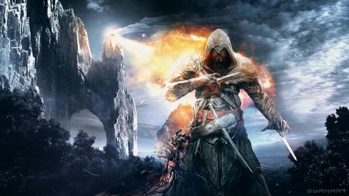 Assassin's Creed Revelations Ezio Master Wallpaper