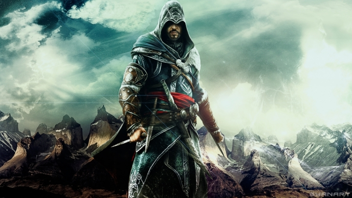 Assassin S Creed Revelations Ezio Auditore Wallpaper Syanart