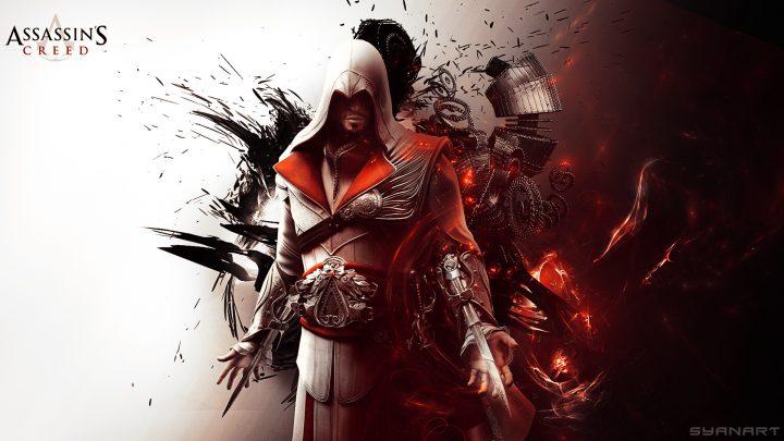 Assassin's Creed Brotherhood Ezio Wallpaper