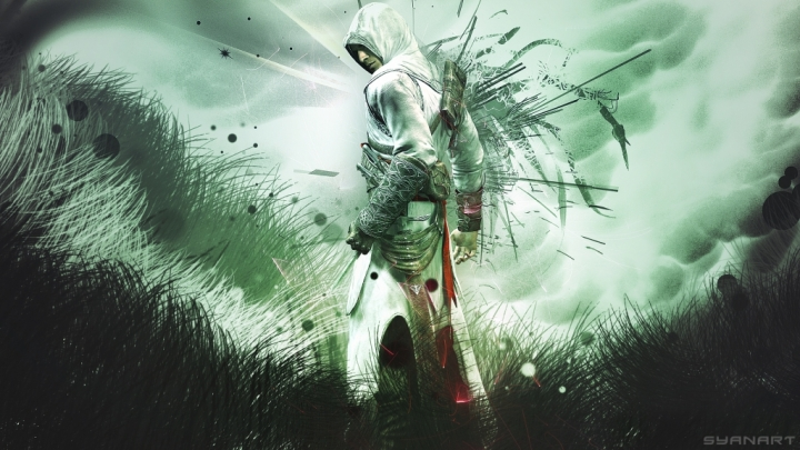 Assassins Creed Altair Wallpaper Syanart Station