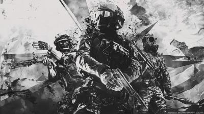 Battlefield 4 – Shadow Six Wallpaper
