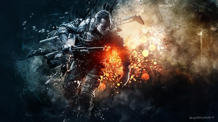 Battlefield 4 FullHD Wallpaper