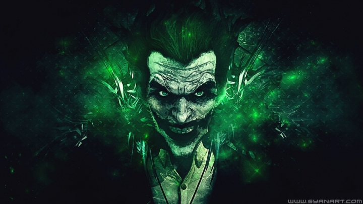 Batman Arkham Origins – The Killing Joke Wallpaper