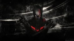Batman Beyond Future abstract Wallpaper