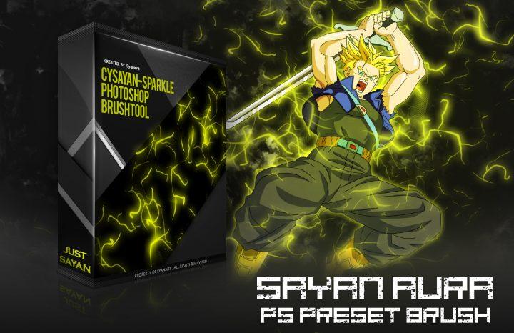 Photoshop Preset Brush – CySayan Sparkle