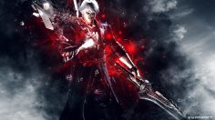 Devil May Cry 4 – Nero Bring it on Wallpaper