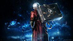 Devil May Cry 4 Pandora Weapon Wallpaper