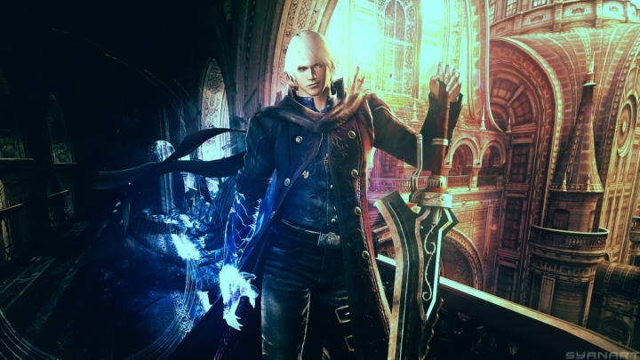 Devil May Cry 4 Special Edition Nero Wallpaper Syanart Station