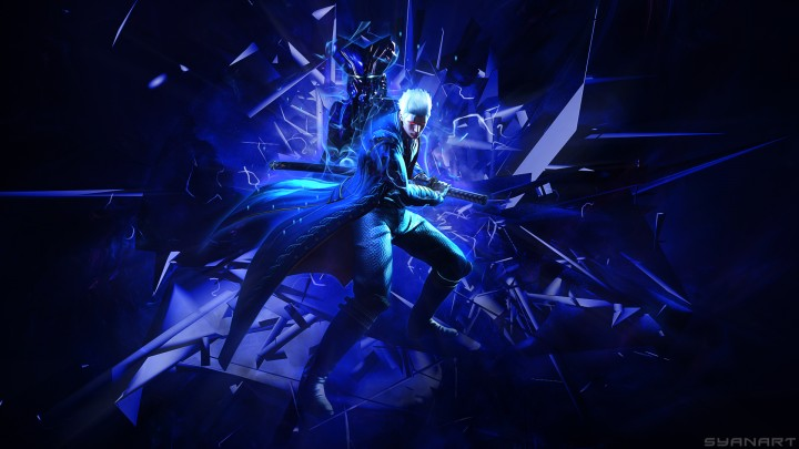 Devil May Cry 4 Special Edition – Vergil