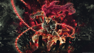 Darksiders 3 – Fury 4K Wallpaper THQNordic 2019