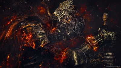 DarkSouls 3 HDR Wallpaper