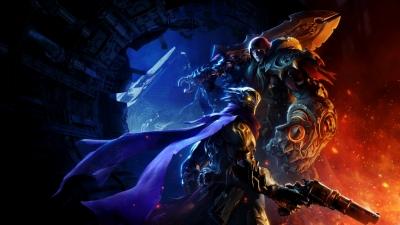 Darksiders Genesis war and Striffe 4K Wallpapers