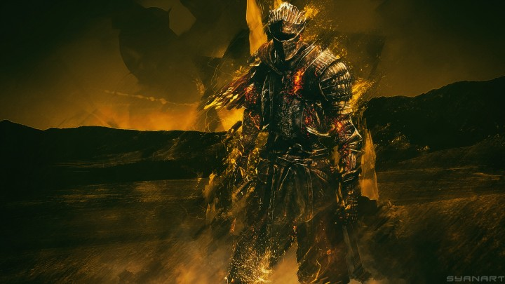Dark Souls 3 – Cinder Soldier Wallpaper &171 SyanArt