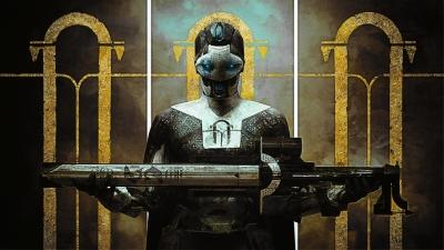 Destiny 2 Black Armory 4K Wallpaper