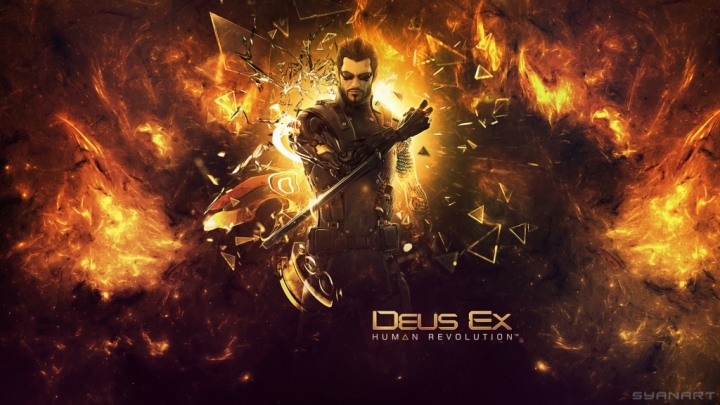 DeusEx Human Revolution Wallpaper