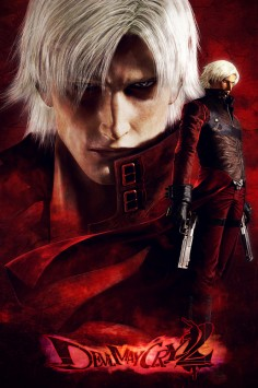 Devil May Cry 2 – Ultimate tribute Poster