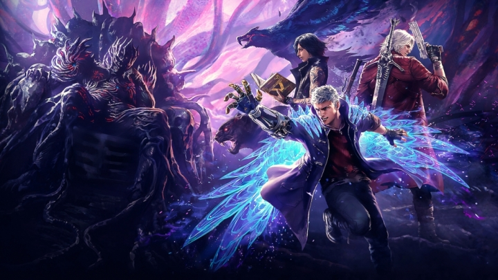 Devil May Cry 5 Teppen Fullhd Wallpaper Syanart Station