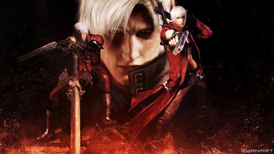 Devil May Cry HD Collection FullHD Wallpaper