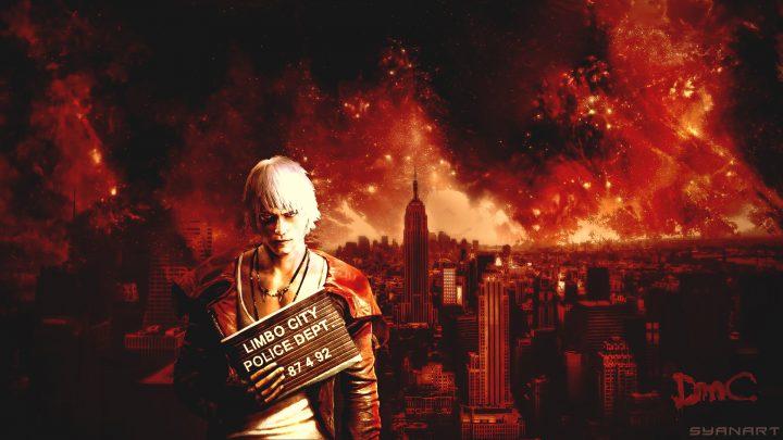 DmC Devil May Cry 5 – Limbo City Wallpaper