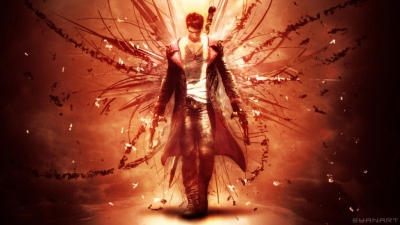 DmC Devil May Cry – Rising Hell Wallpaper