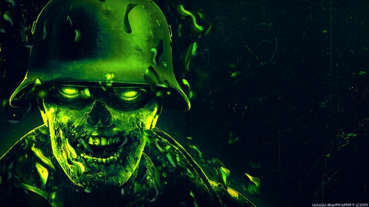 Elite Sniper Nazi Zombie Army Wallpaper