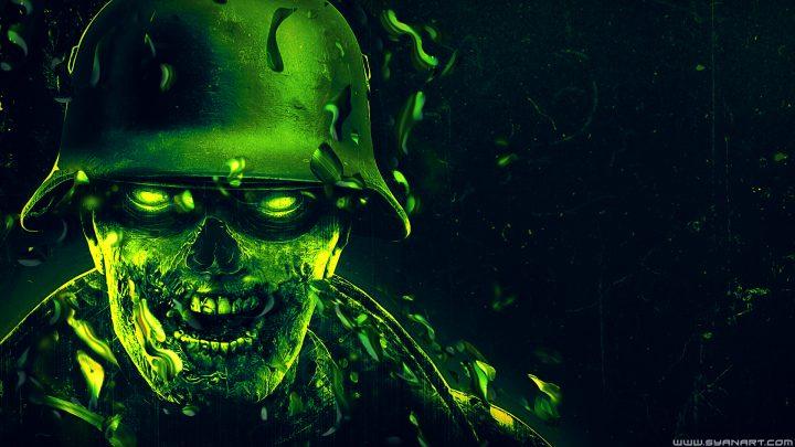 Elite Sniper Nazi Zombie Army Wallpaper