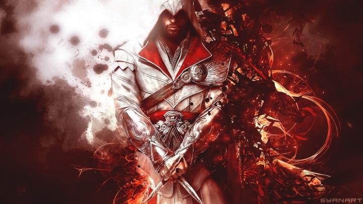 Assassins Creed Brotherhood Ezio Auditore Wallpaper