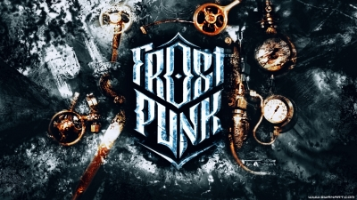 Frost Punk 4K Gaming Wallpaper Free download